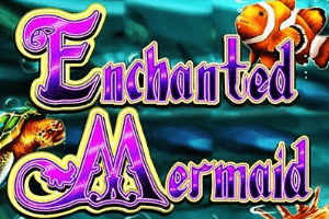 Enchanted Mermaid Logo