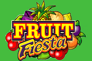 Fruit Fiesta 3 Reel Logo