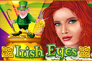 Irish Eyes Logo