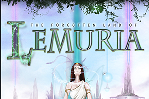 The Land of Lemuria Logo