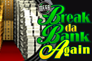 Megaspin Break Da Bank Again Logo