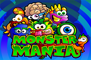 Monster Mania Logo