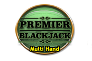 Premier Multi Hand Blackjack Logo