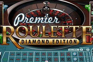 Premier Roulette Diamond Edition Logo
