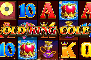 Rhyming Reels Old King Cole Logo