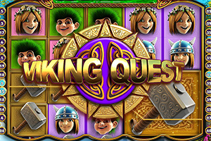 Viking Quest Logo