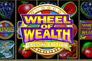 Wheel Of Wealth Special Edition Logo