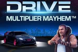 Drive: Multiplier Mayhem™ Logo