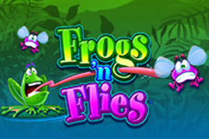 Frogs 'n Flies Logo