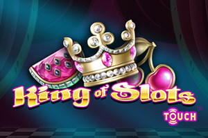 King of Slots™ Logo