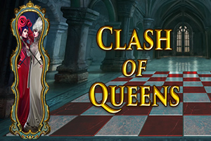 Clash of Queens Logo