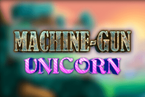 Machine Gun Unicorn Logo