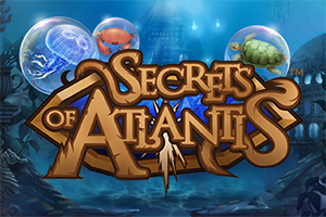 Secrets of Atlantis™ Logo