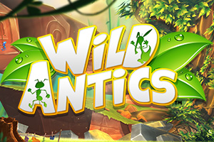 Wild Antics Logo