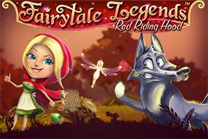 Fairytale Legends Red Riding Hood Logo