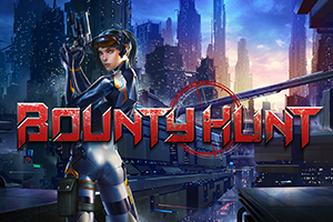 Bounty Hunt Logo