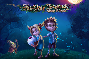 Fairytale Legends Hansel & Gretel