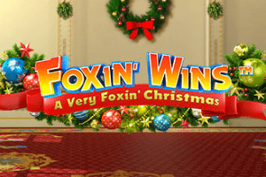 Foxin Wins A Very Foxin Christmas Logo