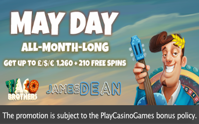 May Day Promotion