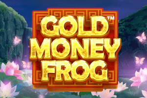 Gold Monkey Frog Logo